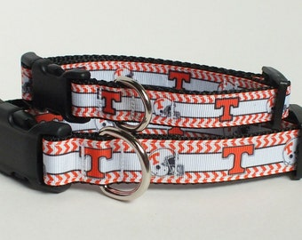 University of Tennessee Dog Collar