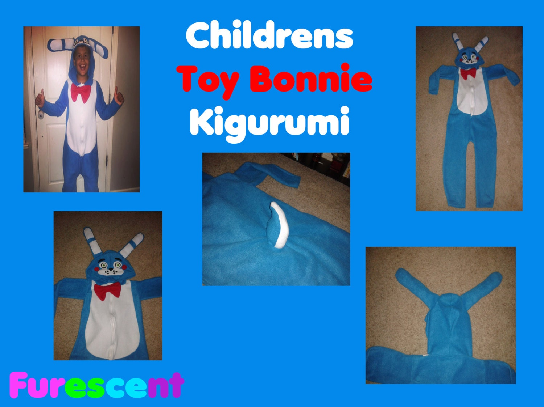 Fnaf bonnie costume for sale -  Zoom