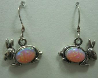 Opal Earrings # 412