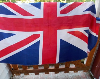 London UK British Flag 3X5 Nylon