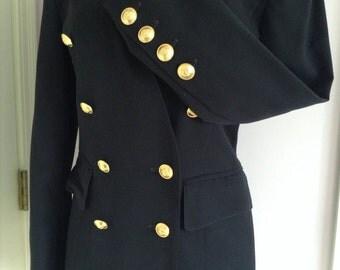 Navy Escada blazer