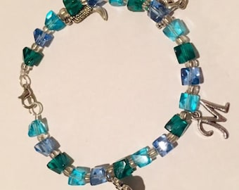 Create Your Own Charm and Bead Bracelet or Anklet
