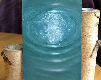 Glittering Water Ripple
