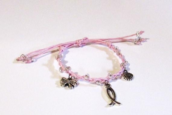 Canadian breast cancer bracelets