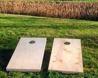 Unfinished Corn Hole / Baggo