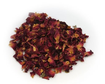Dried Rose petals 50gms Home brew winemaking. FREE WIne MAKING RECIPE