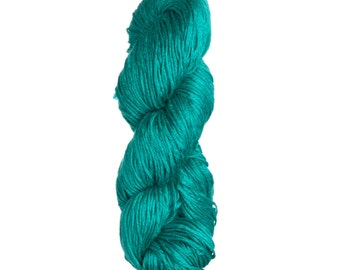 Milk-Bamboo Yarn - DK/Sock Weight in Tourmaline