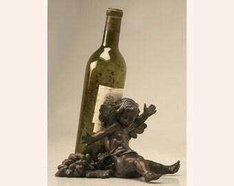 Wine Angel Holder