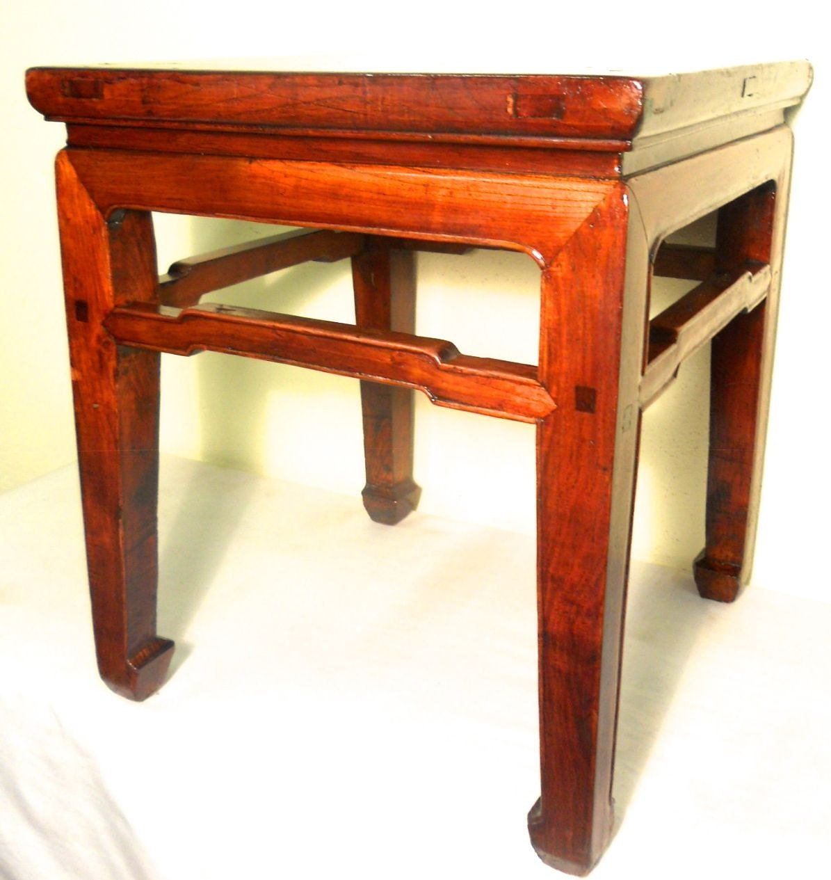 Antique Chinese Ming Meditation Bench 5835 Circa By