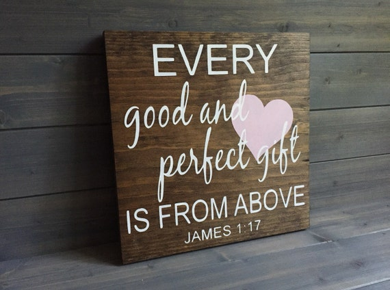 Image result for good and perfect gift is from above