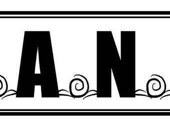 Nana Decal