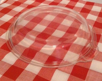 Pyrex clear glass lid #683 C A- NN
