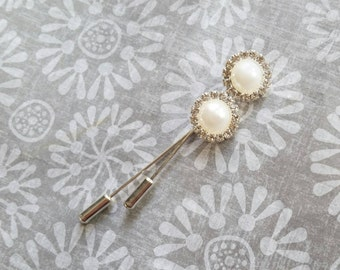 Pearl Hijab Pin, Scarf Pin, Hijab Accessory, Bridal Hijab, Hat Pin, Lapel Pin, Stick Pin, Eid Gifts, Ramadan Gift, Hijabi Gifts, Muslim Gift