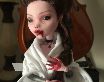 Dr.Travian Collection- LILITH  (Monster High Custom Doll)