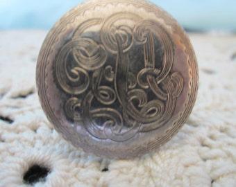 Vintage Scarf holder