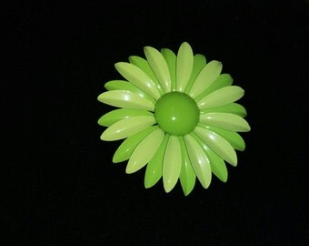 Vintage flower pin brooch jewelry