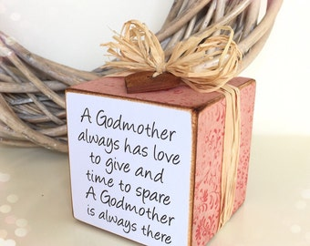A godmother...