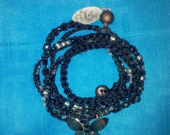 Wrap Around Beautiful Fly Bracelet