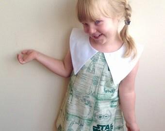 Toddler Girls Star Wars Dress in size 4T
