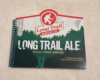 Long Trail Ale  Notebook, Journal, Sketchpad
