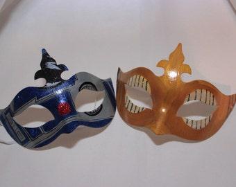 SALE*Droid Masquerade Mask Fan Art