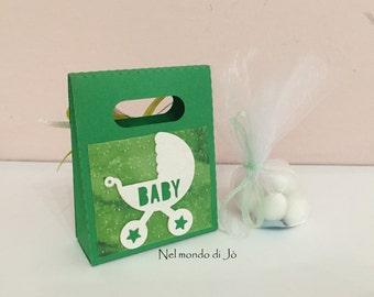Baby candy box