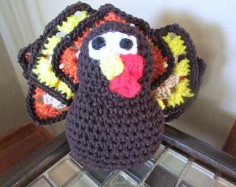 Gobble Gobble!  Turkey Decoration
