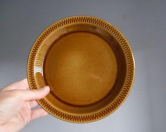 Vintage Stavangerflint Salad Plate Norway Ceramic Plate Scandinavian Tableware 1960s