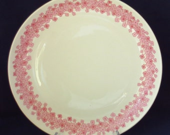 Arabia of Finland, Leena serving plate.