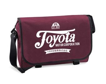 Toyota Motor Corporation Men's Messenger Bag