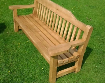 Chunky Garden Bench