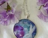 Floris & Florian -3- dreaming of summer -original print pendant.