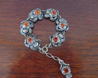 Thistle Beautiful Scottish Bracelet