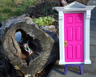 Tooth Fairy Door Mystical Enchanted Loose Tooth Fairy Realm Fairy Dust