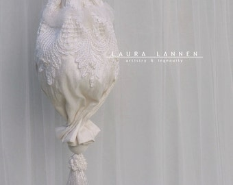 Natural White Silk Wedding Purse, Silk White Bridal Clutch, Natural White Bridal Purse, Wedding Clutch, Wedding Bag, Natural White Purse
