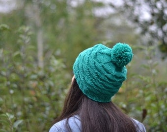 Green Forest Hat
