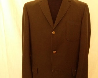 Vintage Baxter Clothes Blazer/Sports Jacket - size 42