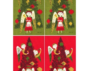 Michael Miller Fabrics - Tammis Angels Panel 739