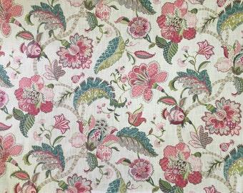 pierre frey braquenie jacobean beaumesnil embroidered silk