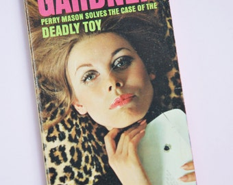 1960s Perry Mason Deadly Toy By Erle Stanley Gardner