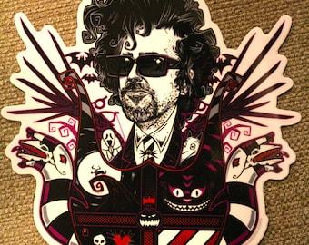 Inspirational Madness, Sticker