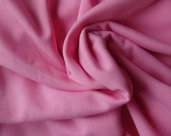 "Pink Polyester Fabric  //// 59"" X 56"" (149 cm X 142 cm)"