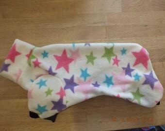"The onesie ""Stars fleece"" for Sphynx Cat - Cat/Dog Clothes"