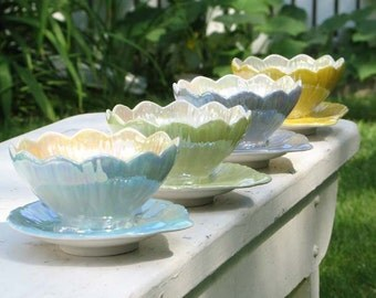 Royal Winton Grimwades Lotus Bowls Set of 4