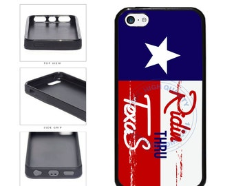 Riding Thru Texas Phone Case - iPhone 4 4s 5 5s 5c 6 6 Plus iPod Touch