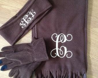 Monogram Winter Wear Set