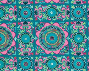 IN STOCK! Dream Weaver by Amy Butler PWAB154.TEALX, Teal