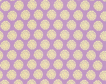 NEW PRICE! Dream Weaver by Amy Butler PWAB157.VIOLE Floral, Violet, Yellow
