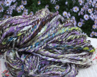 Put a spell on you // Handspun yarn