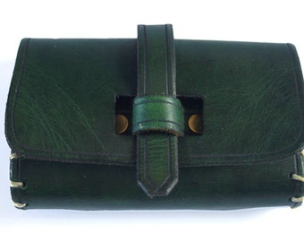 Genuine Leather AFK Pouch